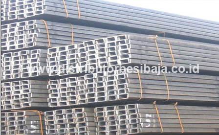 Harga Jual Besi Stainless Kanal UNP SUS 316L dari Pabrik Impor