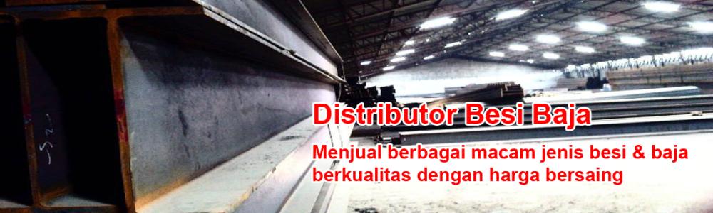 Distributor Besi Baja
