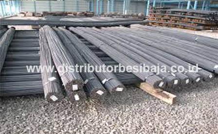 Jual Besi Beton Polos Full SNI 10mm