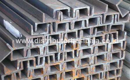 Jual Besi UNP 100 KS (Krakatau Steel)