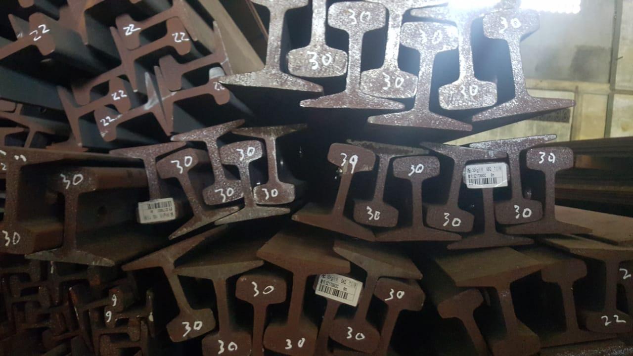 Toko Steel Rail R37 Bontang
