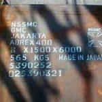 {Harga Plat Hardox HB 400 Surabaya
